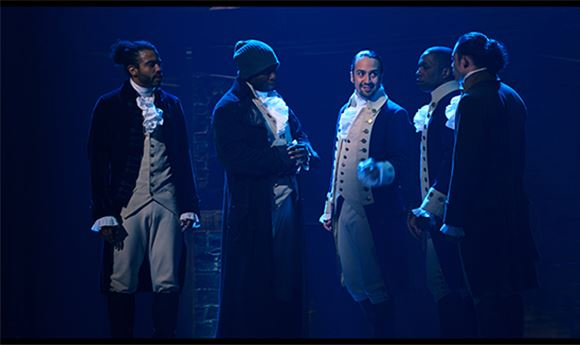 <I>Hamilton</I>: Harbor readies the Broadway hit for its streaming debut