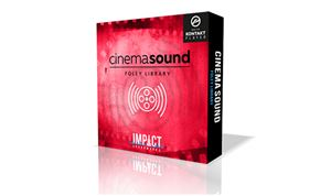 Cinema Sound Foley Library features 54K samples