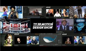 Maxon to host '3D and Motion Design Show' on Thursday, June 18th