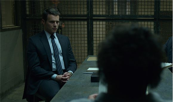 Streaming: Netflix's: <I>Mindhunter</I>