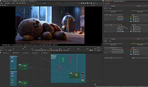 Foundry's Nuke 12.1 release features UI & tool improvements