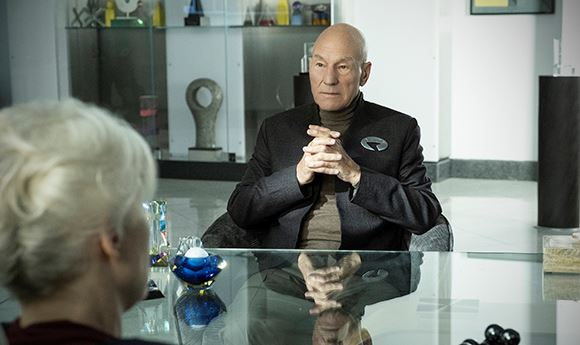Streaming Series: <I>Star Trek: Picard</I>