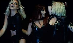 Music Video: The Pussycat Dolls - <I>React</I>