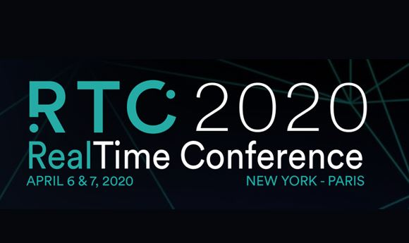Inaugural RealTime Conference to take place in Paris & NYC simultaneously
