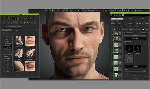 Reallusion releases Character Creator 3.3 & SkinGen