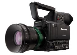Panasonic shipping pro camcorder for HD shoots
