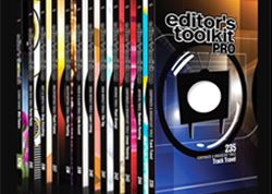 Digital Juice offers new Editor's Toolkit volumes for custom looks