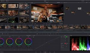 Blackmagic Design unveils DaVinci Resolve 14