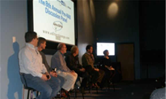 Editor's Lounge - 9th Annual pre-NAB panel date is set