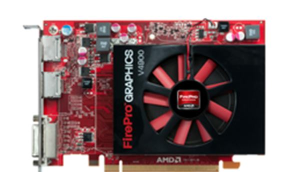AMD introduces entry-level graphic card