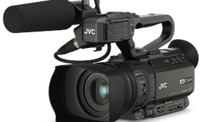 JVC presents new 4KCAM offerings