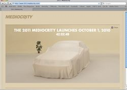 Harvest helps launch '2011 Mediocrity'