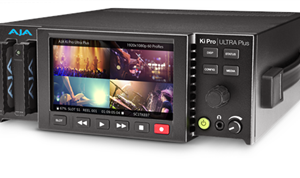 AJA offers Ki Pro Ultra with 4-channel HD recording, HDMI 2.0 support
