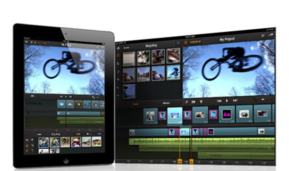 Avid releases frame-accurate iPad editing app