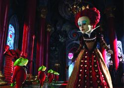 VISUAL EFFECTS: KEN RALSTON - 'ALICE IN WONDERLAND'
