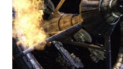 VISUAL EFFECTS: 'BATTLESTAR GALACTICA'