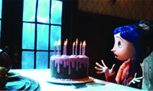 COVER STORY: 'CORALINE' ANIMATED VIA STOP-MOTION