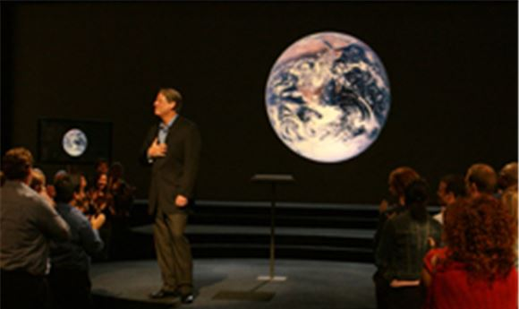 OSCAR NOMINEE: 'AN INCONVENIENT TRUTH'