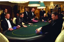 DIRECTOR'S CHAIR: MARTIN CAMPBELL - 'CASINO ROYALE'