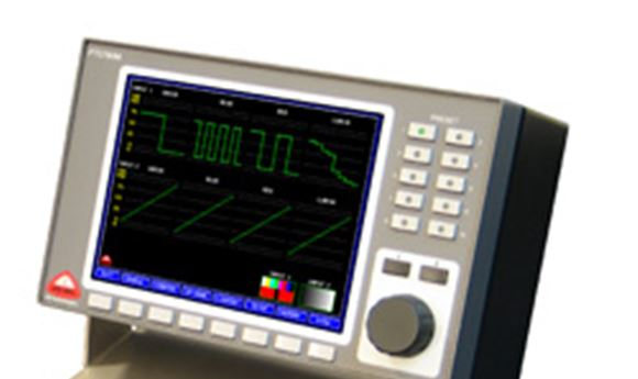 DK TECHNOLOGIES DISPLAYS NEW HD/SD WAVEFORM MONITOR