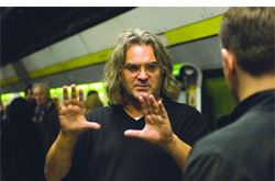 DIRECTOR'S CHAIR: PAUL GREENGRASS - 'BOURNE ULTIMATUM'