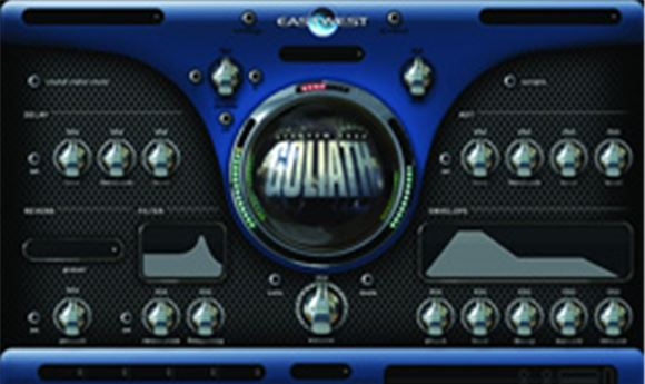 REVIEW: EAST WEST SOUND'S GOLIATH SAMPLE SET