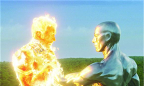 DIRECTOR'S CHAIR: TIM STORY - 'FANTASTIC FOUR: RISE OF THE SILVER SURFER'