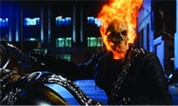 'GHOST RIDER' DIRECTOR MARK STEVEN JOHNSON
