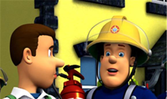 'FIREMAN SAM' GOES HD & CG