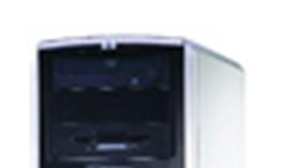 REVIEW: HP'S XW8400 WORKSTATION