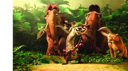 DIRECTOR'S CHAIR: CARLOS SALDANHA & MICHAEL THIRMEIER - 'ICE AGE 3'