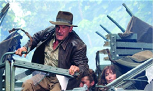 VISUAL EFFECTS: 'INDIANA JONES AND THE KINGDOM OF THE CRYSTAL SKULL'