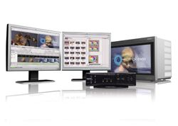 MATROX ADDS HDV AND DVCPRO HD SUPPORT TO AXIO LINE