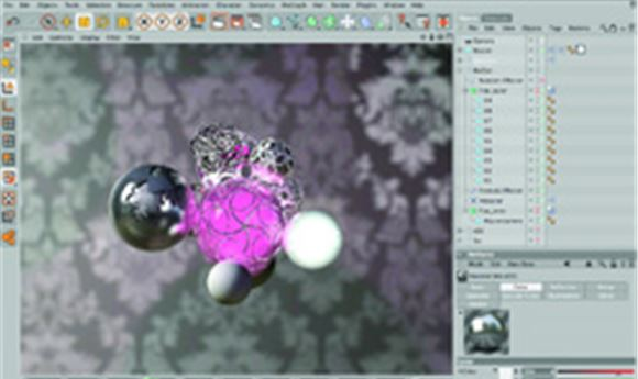 REVIEW: MAXON CINEMA 4D R11.5