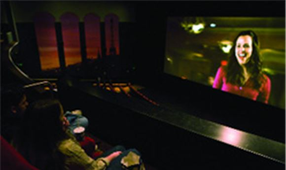 DIGITAL CINEMA: MUVICO OPENS ALL-DIGITAL MEGAPLEX