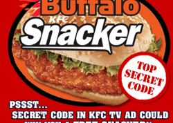 KFC'S 'TOP SECRET CODE' CRACKED