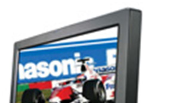 PANASONIC SHIPS 17-INCH HD/SD LCD MONITOR