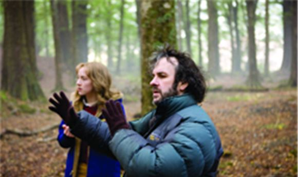 DIRECTOR'S CHAIR: PETER JACKSON - 'THE LOVELY BONES'