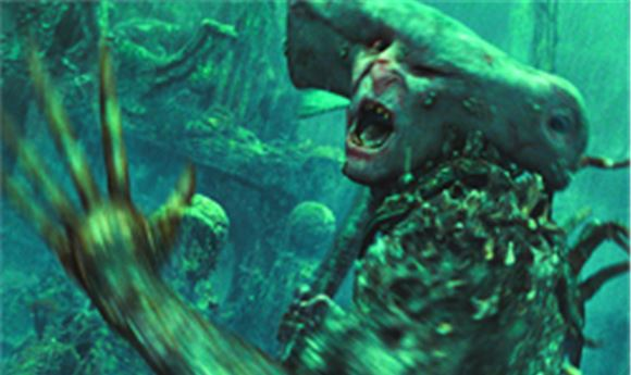 VISUAL EFFECTS: 'PIRATES OF THE CARIBBEAN - AT WORLD'S END'