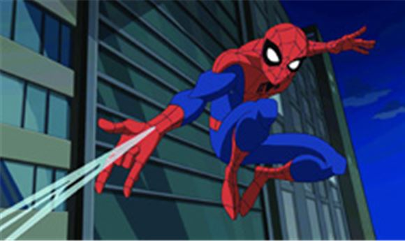 ANIMATION: 'THE SPECTACULAR SPIDER-MAN'