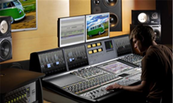 SSL UPGRADES C300 CONSOLE