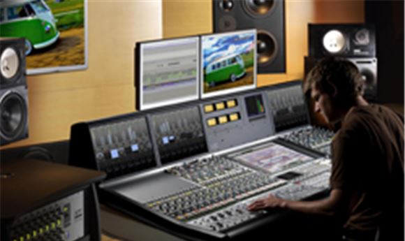 SSL UNVEILS UPGRADED C300 FILM/TV CONSOLE