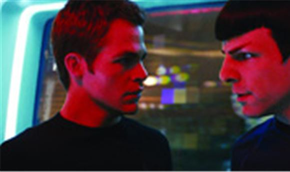 COVER STORY: 'STAR TREK' RETURNS