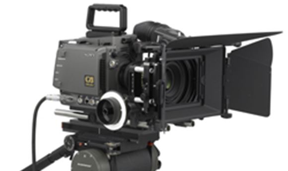 SONY ADDS F23 TO CINEALTA LINE