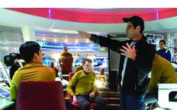 DIRECTOR'S CHAIR: J.J. ABRAMS - 'STAR TREK'