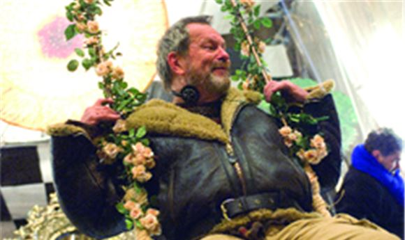 DIRECTOR'S CHAIR: TERRY GILLIAM - 'THE IMAGINARIUM OF DOCTOR PARNASSUS'