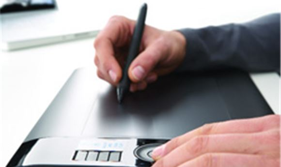 REVIEW: WACOM'S INTUOS4 TABLET