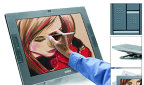 REVIEW: WACOM'S CINTIQ 21UX CONTROL PANEL