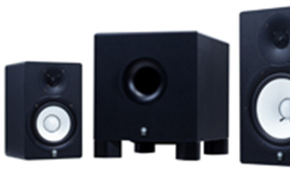 YAMAHA RELEASES HS SERIES OF REFERENCE MONITORS