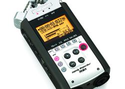 REVIEW: ZOOM AUDIO'S H4N PORTABLE RECORDER